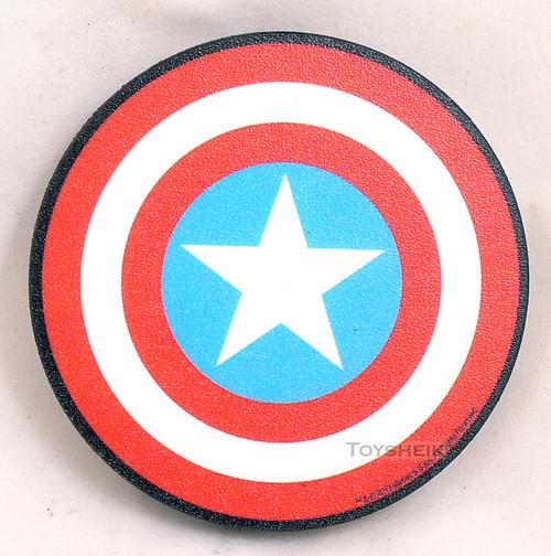 Marvel Magnet Captain America Shield NMR 95088