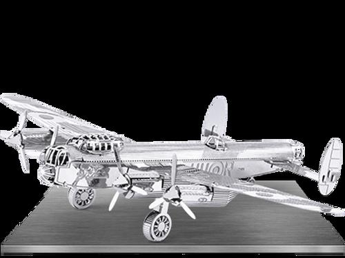 Metal Earth Avro Lancaster Bomber 3D Metal  Model + Tweezer  010671