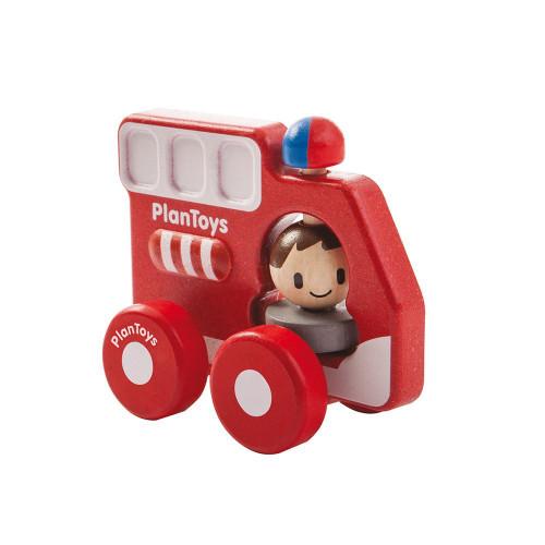 Plan Toys Fire Truck 056870