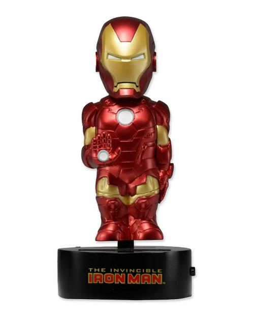 Marvel Iron Man Solar Powered Body Knocker Neca 613917