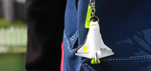 S Planet Space Rocket Key Light Yellow by Dreams 422410