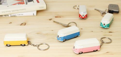 Volkswagen Type II Key Light Pink Bus Dreams 681466