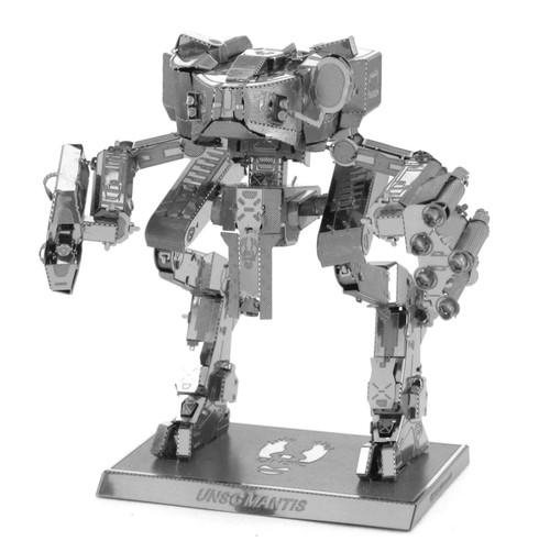 Metal Earth Halo UNSC Mantis 3D Model + Tweezer  012934