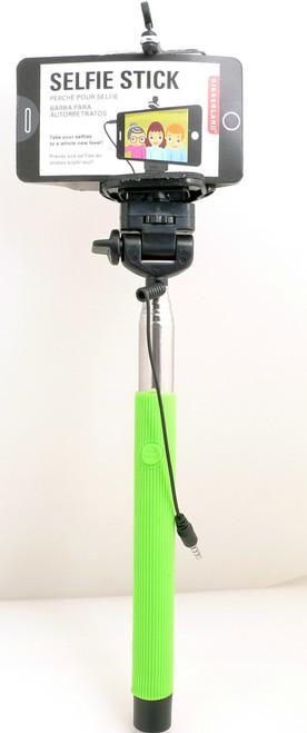 Selfie Stick Green by Kikkerland 073821
