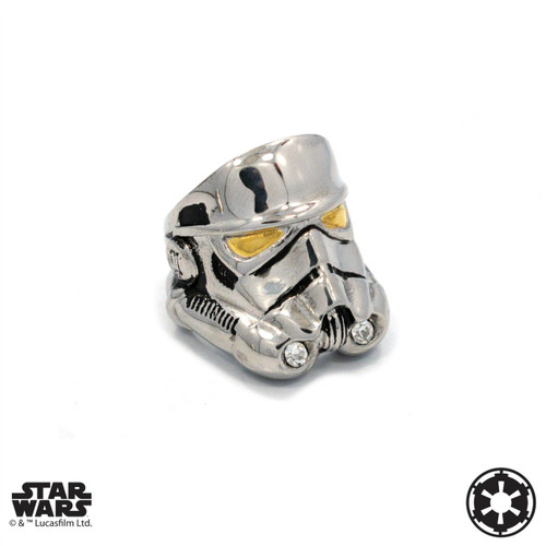 Han Cholo Star Wars Stormtrooper Ring Size 11