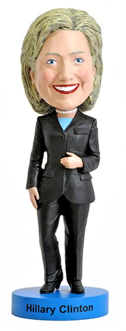 Hillary Clinton Bobblehead - 2016 Edition Royal Bobbles 011266