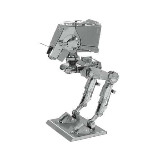 Metal Earth Star Wars AT-ST 3D Metal  Model + Tweezers 12613