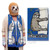 Accoutrements Sloth Scarf 28819