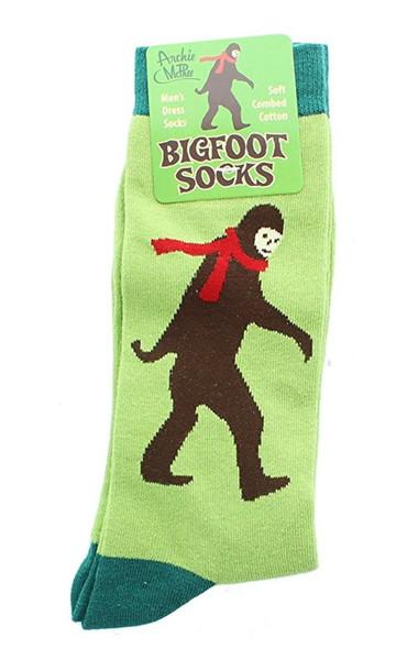 Bigfoot Socks Size 7-12 Accoutrements 126860