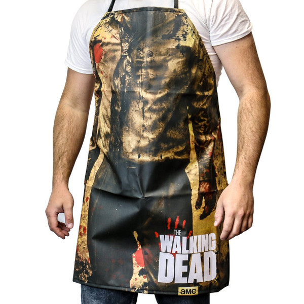 Walking Dead Walker Apron Underground 014808