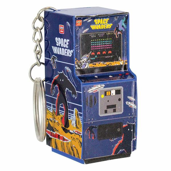 Space Invaders Space Invaders Arcade Keyring Paladone 715779