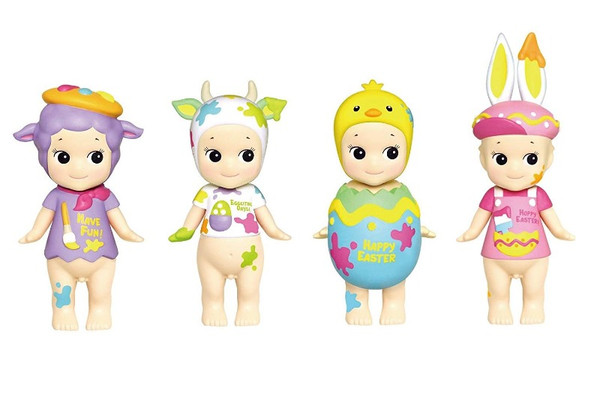 Sonny Angel mini figure 2018 Easter Series 12 piece PDQ 53357