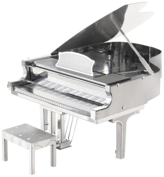 Metal Earth Grand Piano 3D Metal  Model + Tweezer  010800