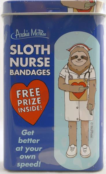 Accoutrements Sloth Nurse Bandages 15pcs 27003