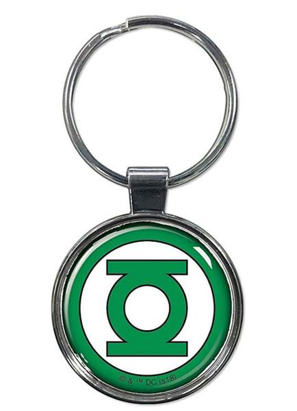 DC Comics Green Lantern Logo Keychain Ata Boy 1177
