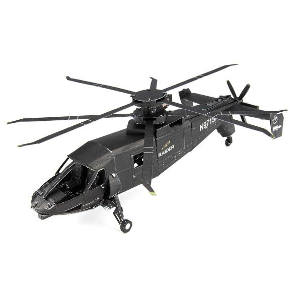 Metal Earth S-97 Raider 3D Model + Tweezers 14600