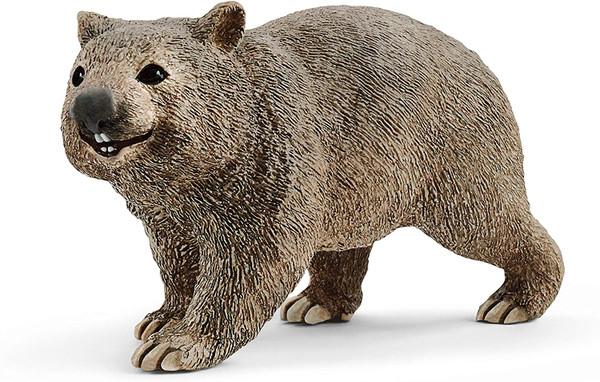 Wild Life Wombat 14834 figure Schleich 39718