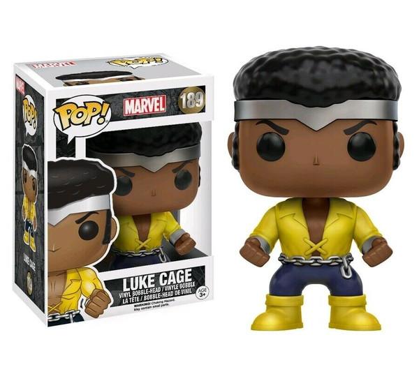 Pop Marvel Luke Cage 189 Funko Figure 11959