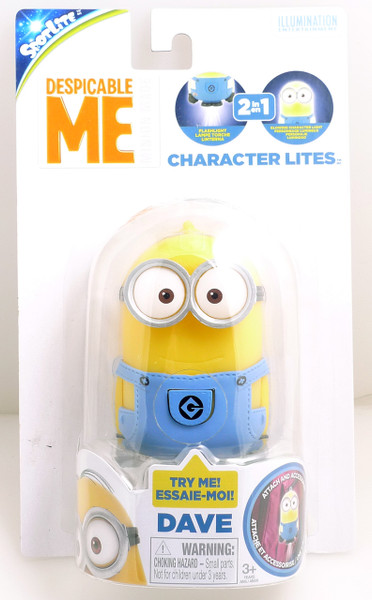 Despicable Me Character Lite Dave 377810