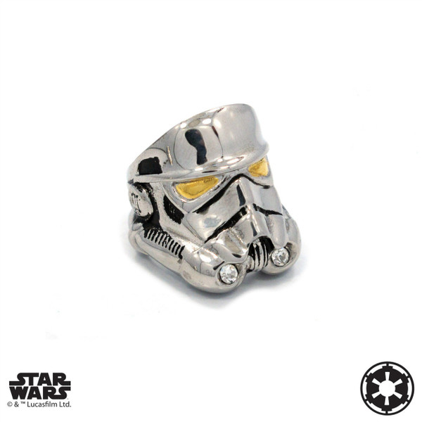 Han Cholo Star Wars Stormtrooper Ring Size 11
