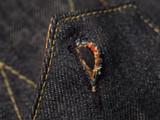 Mister Freedom Rodeo Cowboy Jacket - Okinawa Denim