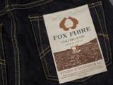 Studio D'Artisan FOX-001 Selvedge Jeans - Relaxed Tapered