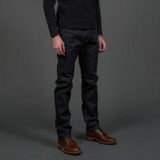 Iron Heart 14oz Indigo Selvedge Jeans IH-888S-142 - Relaxed Tapered