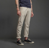 Rogue Territory Ecru Denim Field Pants
