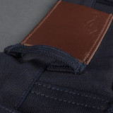 3sixteen NT-120x Narrow Tapered Shadow Selvedge Jeans