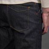 Stevenson Overall Cinch Back Coloma Jeans - Straight