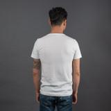 Merz b. Schwanen 1950s Organic T Shirt - White