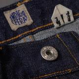 Indigofera Nash Shiroyama 18 oz. High Tapered Jeans - Rinsed