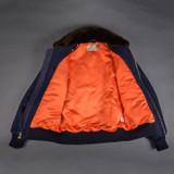 Dehen x Rivet & Hide Flyer's Club Jacket