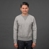UES Puca Purcara Loopwheeled Sweatshirt - Grey