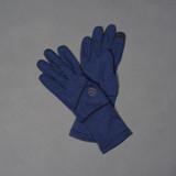 Handson Grip Merino Wool Hobo Glove - Navy