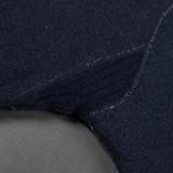 Pure Blue Japan Indigo Zip Hoodie