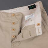 Stevenson Overall Colts Chinos - Light Beige