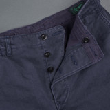 Stevenson Overall Colts Chinos - Navy
