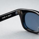 Effector Fuzz-S - Black - Napoleon Blue