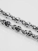 Good Art Sterling Jack Skull Crusher Bracelet