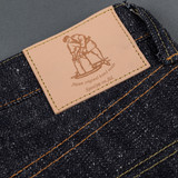 Pure Blue Japan SN-013 Snow Denim Jeans - Slim Tapered