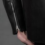 Fine Creek Leathers Leon Custom 2mm Horsehide Jacket