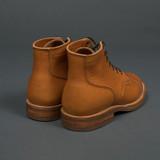Viberg Service Boot - Japanese Natural Cowhide - 1035