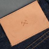 3sixteen CT-101x Lightweight Classic Tapered Indigo Selvedge Jeans