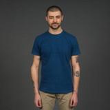 Pure Blue Japan Natural Indigo SS T Shirt