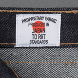 Rogue Territory Strong Tapered 15 oz Japanese Selvedge Jeans