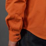 Indigofera Alamo Shirt - Brick Red