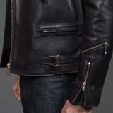 Fine Creek Leathers Edward Horsehide Jacket