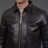 Fine Creek Leathers Tyler Horsehide Jacket