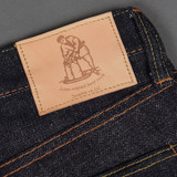 Pure Blue Japan NP-013 Nep Selvedge Jeans - Slim Tapered